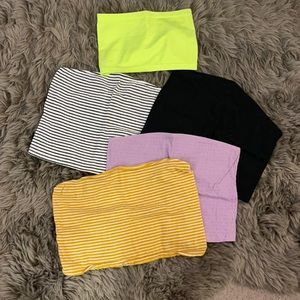 American Eagle outfitters crop tops